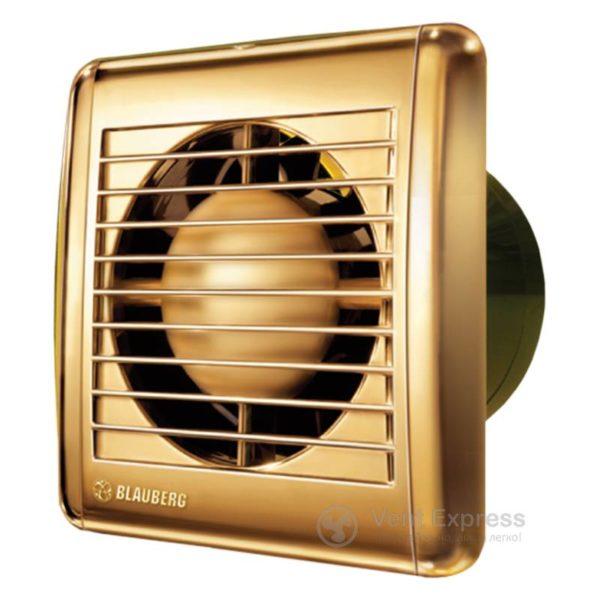 Вытяжной вентилятор BLAUBERG Aero Gold 100