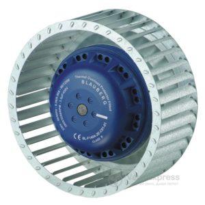 АС центробежный вентилятор BLAUBERG BL-F140A-2E-С01-01