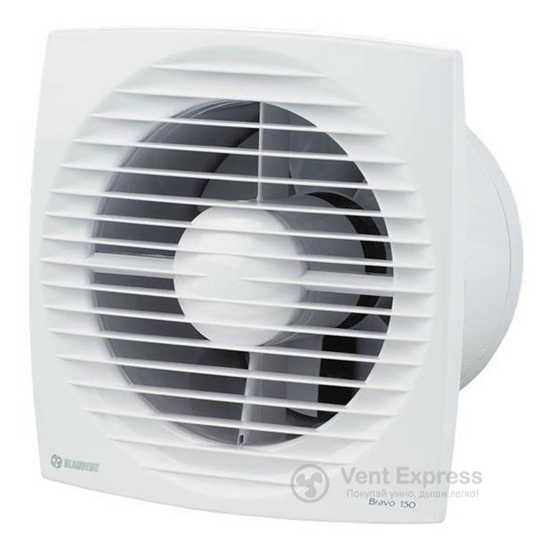 Вытяжной вентилятор BLAUBERG Bravo 150 S