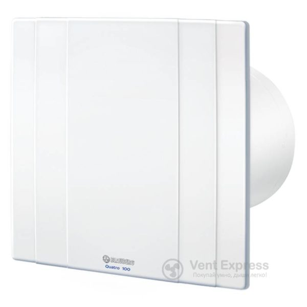 Вытяжной вентилятор BLAUBERG Quatro 150 SН