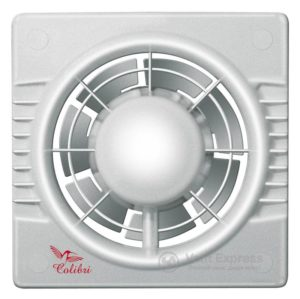 Вытяжной вентилятор Colibri COLIBRI 100 SILVER