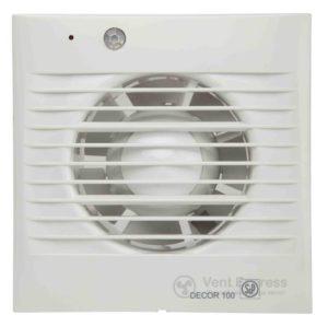 Вытяжной вентилятор Soler&Palau DECOR-100 CDZ