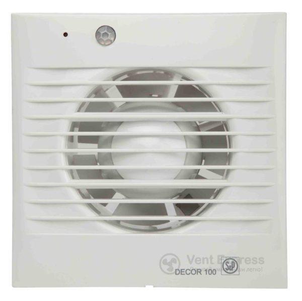 Вытяжной вентилятор Soler&Palau DECOR-100 CD