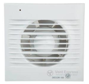 Вытяжной вентилятор Soler&Palau DECOR-100 CHZ