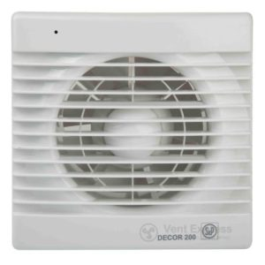 Вытяжной вентилятор Soler&Palau DECOR-200 CHZ
