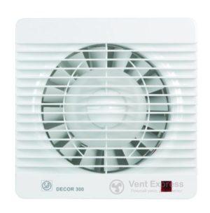 Вытяжной вентилятор Soler&Palau DECOR-300 CHZ