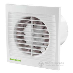 Вытяжной вентилятор Домовент 125 СТ