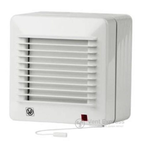 Вытяжной вентилятор Soler&Palau EDM-100 VM