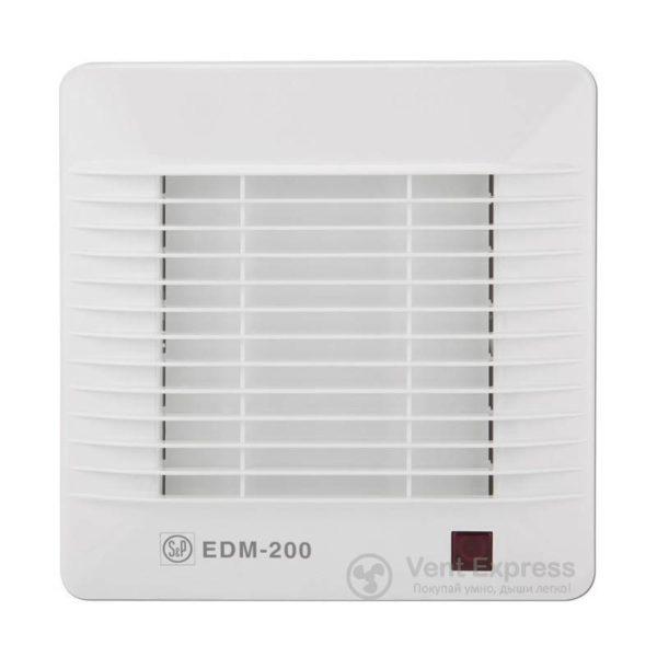 Вытяжной вентилятор Soler&Palau EDM-200 CT