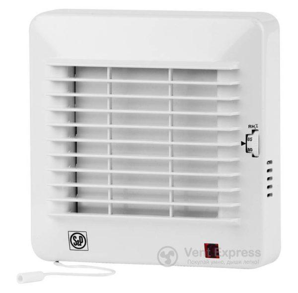 Вытяжной вентилятор Soler&Palau EDM-200 CH