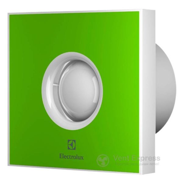 Вытяжной вентилятор ELECTROLUX EAFR-120 TH Green