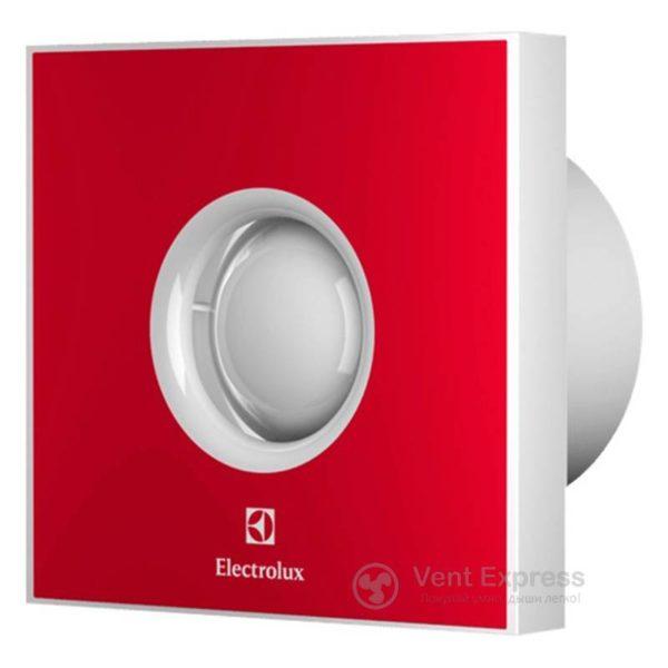 Вытяжной вентилятор ELECTROLUX EAFR-120 TH Red