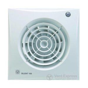 Вытяжной вентилятор Soler&Palau SILENT-100 CDZ ECOWATT