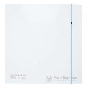 Вытяжной вентилятор Soler&Palau SILENT-100 CZ DESIGN