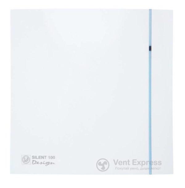 Вытяжной вентилятор Soler&Palau SILENT-100 CRZ DESIGN 3C
