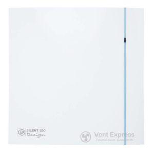 Вытяжной вентилятор Soler&Palau SILENT-200 CHZ DESIGN 3C