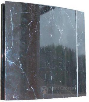 Вытяжной вентилятор Soler&Palau SILENT-200 CZ MARBLE BLACK DESIGN 4C