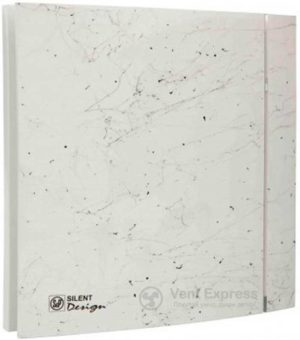 Вытяжной вентилятор Soler&Palau SILENT-200 CZ MARBLE WHITE DESIGN 4C