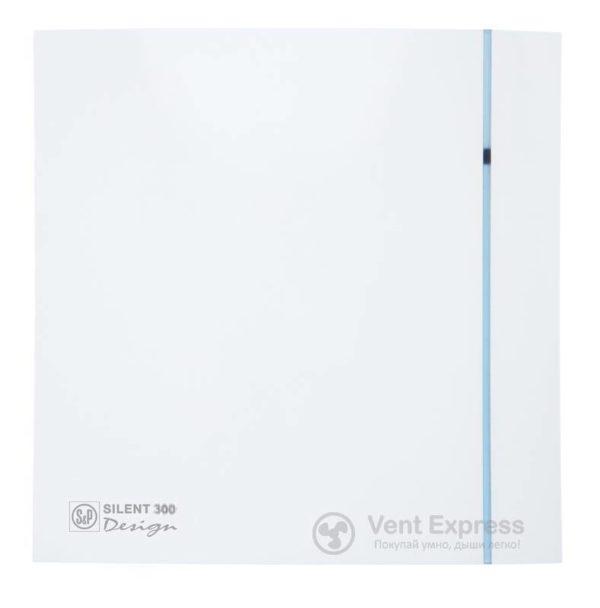 Вытяжной вентилятор Soler&Palau SILENT-300 CRZ DESIGN 3C