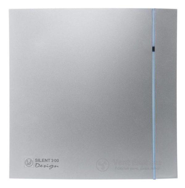 Вытяжной вентилятор Soler&Palau SILENT-300 CRZ PLUS SILVER DESIGN 3C