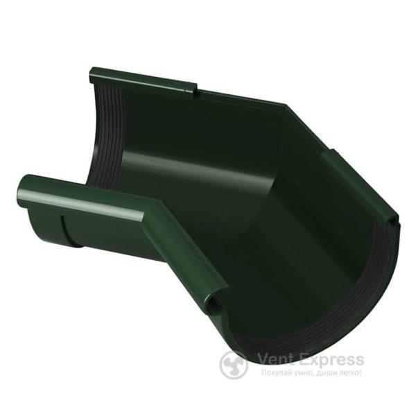 Угол желоба RainWay внутренний 135° 90 мм, зеленый