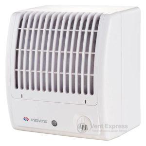 Вытяжной вентилятор VENTS ЦФ 100 ТР турбо