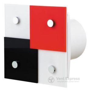 Вытяжной вентилятор VENTS 100 Домино 2 К Л