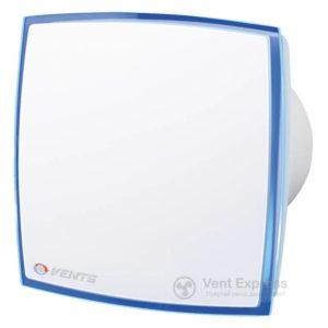 Вытяжной вентилятор VENTS 100 ЛД Лайт Т синий