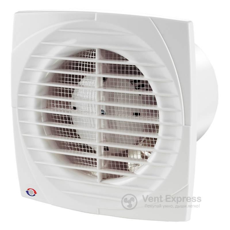 Вытяжной вентилятор VENTS 125 ДВ К