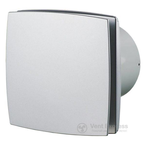 Вытяжной вентилятор VENTS 125 ЛД Л алюм. мат.