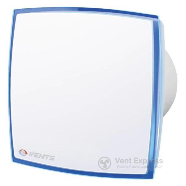 Вытяжной вентилятор VENTS 125 ЛД Лайт синий