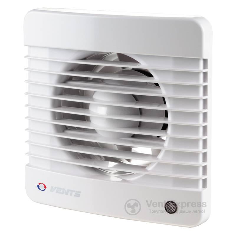 Вытяжной вентилятор VENTS 125 МВТ К