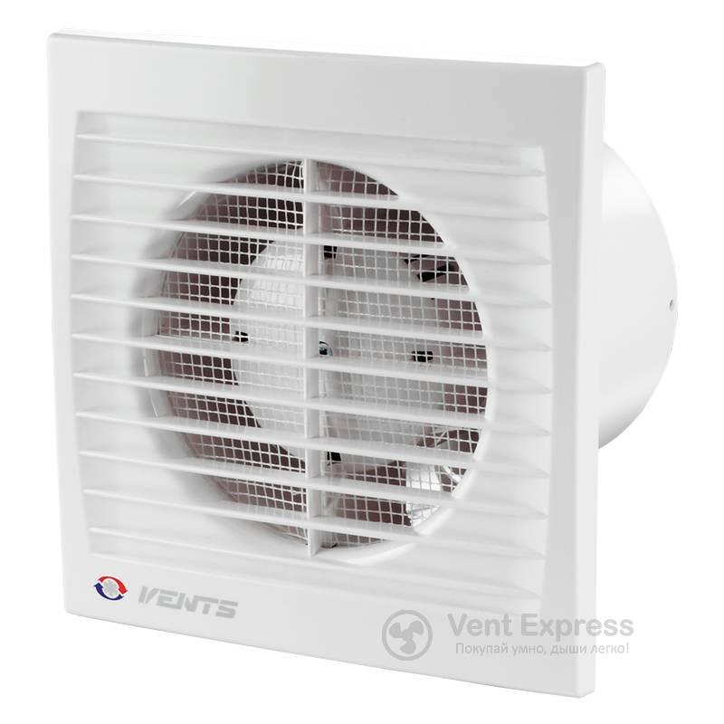 Вытяжной вентилятор VENTS 125 С турбо