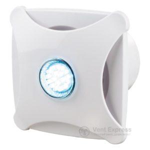 Вытяжной вентилятор VENTS 125 Х стар