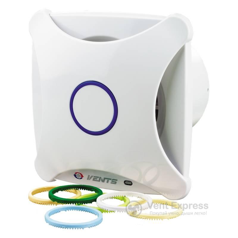 Вытяжной вентилятор VENTS 125 ХТН
