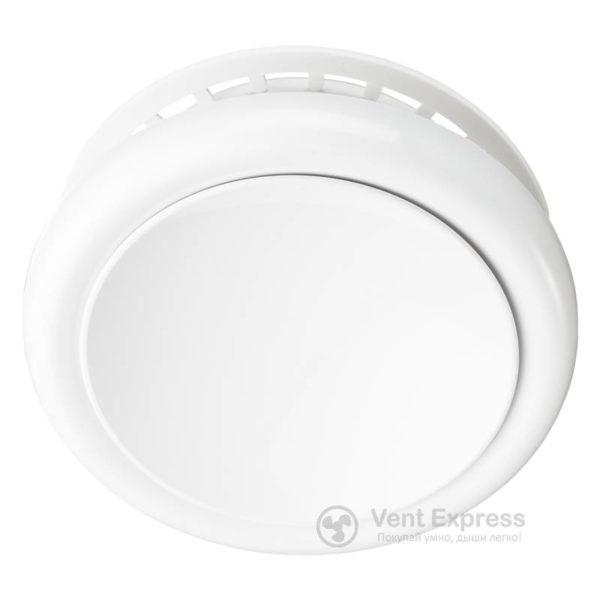 Приточный анемостат пластиковый VENTS А 150 ПРФ