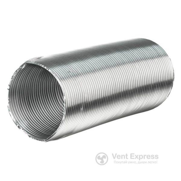 Алюминиевая гофра VENTS Алювент М 140/3