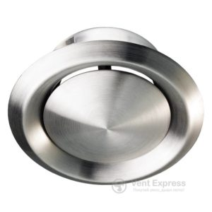 Приточно-вытяжной анемостат металлический VENTS АМ 200 ВРФ Н