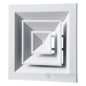 Диффузор потолочный VENTS ДП 703х703