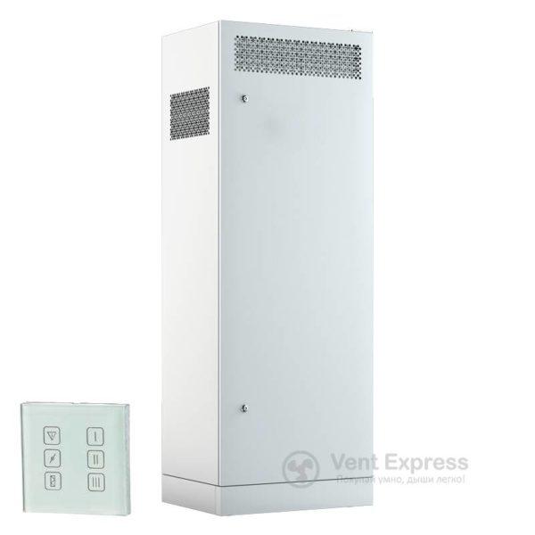 Приточно-вытяжная установка с рекуперацией тепла VENTS ДВУТ 300 ГБ ЕС Л А14-1