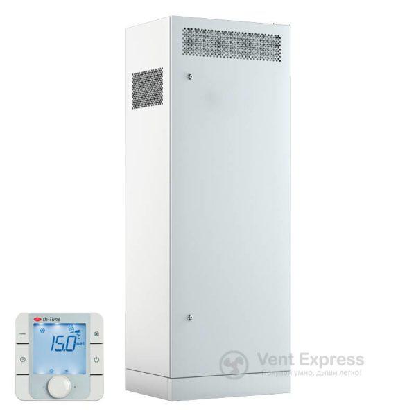 Приточно-вытяжная установка с рекуперацией тепла VENTS ДВУТ 500 ГБЭ ЕС Л А17