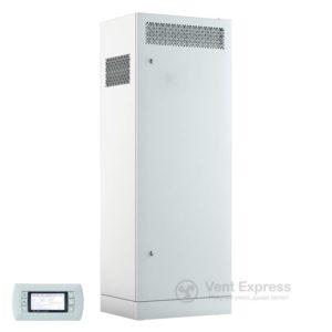 Приточно-вытяжная установка с рекуперацией тепла VENTS ДВУЭ 300 ГБЭ2 ЕС П А18