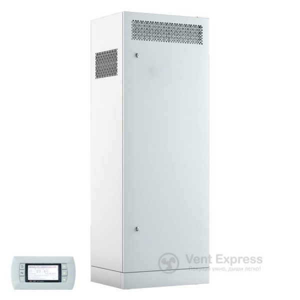 Приточно-вытяжная установка с рекуперацией тепла VENTS ДВУТ 500 ГБ ЕС П А18-1