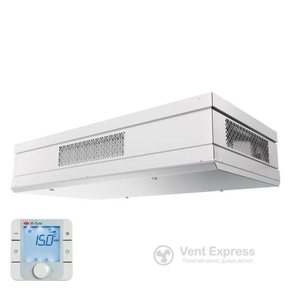 Приточно-вытяжная установка с рекуперацией тепла VENTS ДВУТ 300 ПБЭ ЕС А17