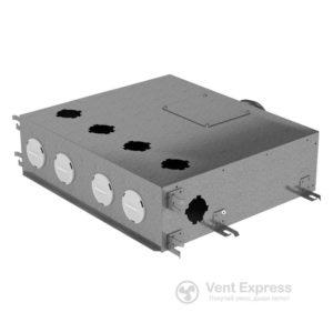 Коллектор металлический VENTS FlexiVent 1001125/75х6