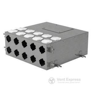Коллектор металлический VENTS FlexiVent 1001160/75х10