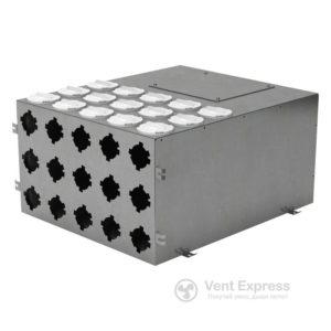 Коллектор металлический VENTS FlexiVent 1001200/75х15