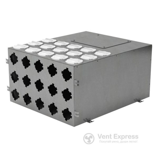 Коллектор металлический VENTS FlexiVent 1001200/63х15