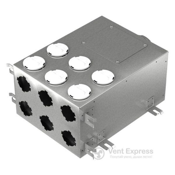 Коллектор металлический VENTS FlexiVent 1002125/75х6