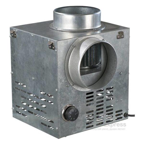 Каминный вентилятор VENTS КАМ 140 ЕкоДуо